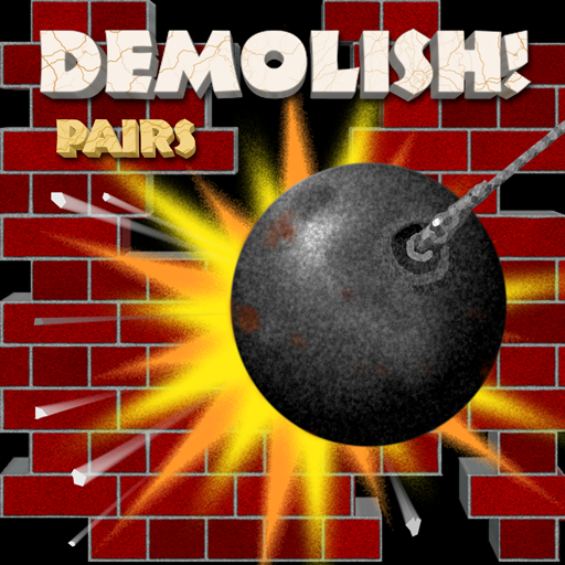 Demolish! Pairs 1.0 for iOS