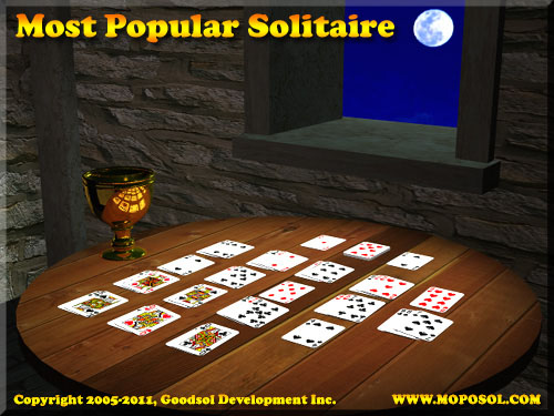 30 great solitaire games