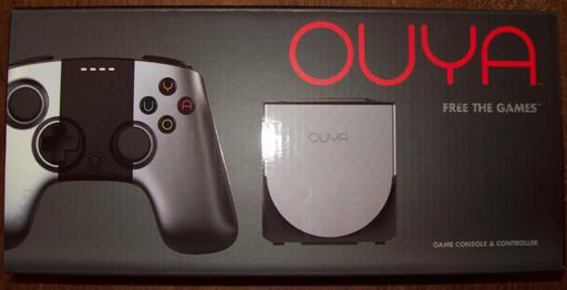 OUYA box